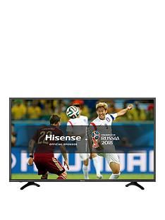 Hisense H49N5500UK 49 inch, 4K Ultra HD, HDR, Freeview Play, Smart TV Best Price, Cheapest Prices