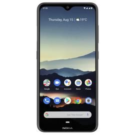 SIM Free Nokia 7.2 64GB Mobile Phone - Charcoal Best Price, Cheapest Prices