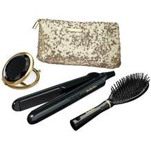BaByliss 2858GU Sheer Glamour Hair Straightener Set Best Price, Cheapest Prices