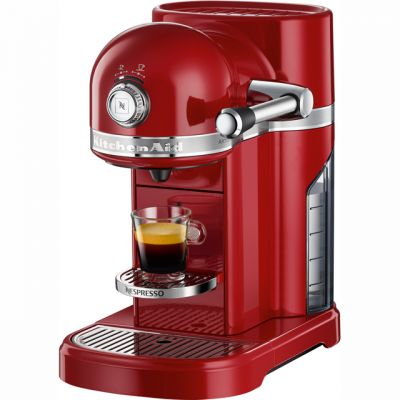 Nespresso By KitchenAid Artisan 5KES0503BER - Red Best Price, Cheapest Prices