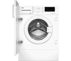 BEKO Pro WIX765450 Integrated 7 kg 1600 Spin Washing Machine Best Price, Cheapest Prices