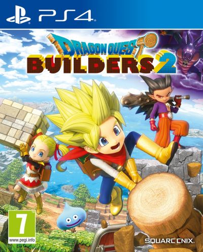 Dragon Quest Builders 2 PS4 Game Best Price, Cheapest Prices