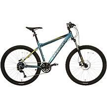 Carrera Vulcan Mens Mountain Bike - Blue - S, Best Price, Cheapest Prices