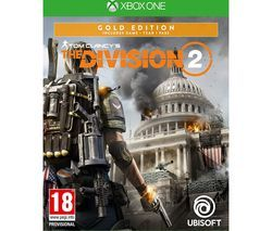 XBOX ONE Tom Clancy's The Division 2 - Gold Edition Best Price, Cheapest Prices