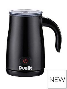 Dualit 84135 Milk Frother - Black Best Price, Cheapest Prices