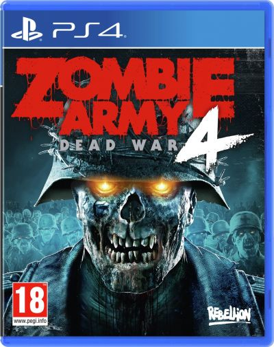 Zombie Army 4 PS4 Pre-Order Game Best Price, Cheapest Prices