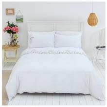Sainsbury's Home Meadow Embroidered Bedding Set - Kingsize