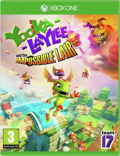 Yooka Laylee: The Impossible Lair Xbox One Pre-Order Game Best Price, Cheapest Prices
