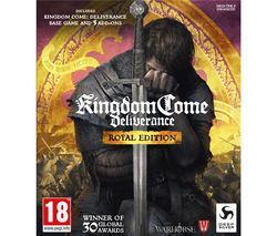 XBOX ONE Kingdom Come: Deliverance - Royal Edition Best Price, Cheapest Prices