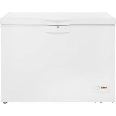 Beko CF1100APW Chest Freezer - White - A+ Rated Best Price, Cheapest Prices