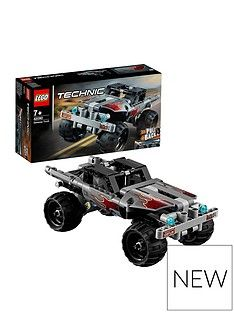 LEGO Technic 42090 Getaway Truck Best Price, Cheapest Prices