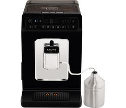 KRUPS Evidence EA893840 Smart Bean to Cup Coffee Machine - Black Best Price, Cheapest Prices