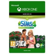 The Sims 4 Romantic Garden Expansion Pack Xbox One