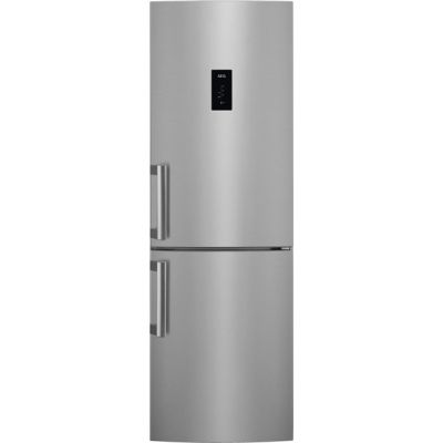AEG RCB53724VX 60/40 Frost Free Fridge Freezer - Stainless Steel - A++ Rated Best Price, Cheapest Prices