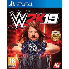 WWE 2K19 PS4 Game Best Price, Cheapest Prices