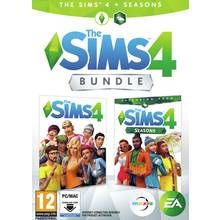 The Sims 4 and Seasons Expansion Bundle PC Game Best Price, Cheapest Prices