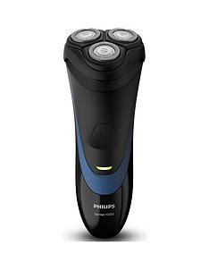 Philips Philips Series 1000 Dry Men'S Electric Shaver With Pop-Up Trimmer - S1510/04 Best Price, Cheapest Prices