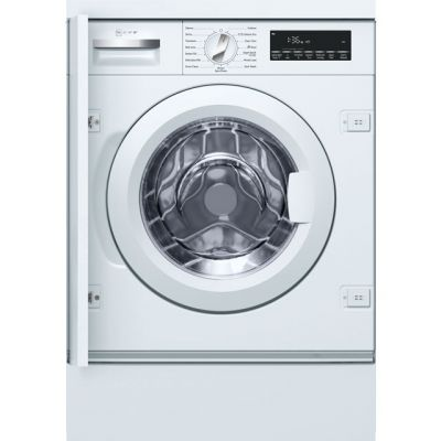 NEFF W544BX0GB Integrated 8Kg Washing Machine with 1400 rpm - A+++ Rated Best Price, Cheapest Prices