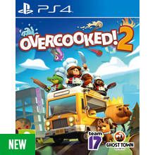 Overcooked 2 PS4 Game Best Price, Cheapest Prices