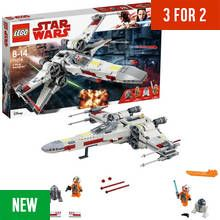LEGO Star Wars X-Wing Starfighter Toy Building Set - 75218 Best Price, Cheapest Prices
