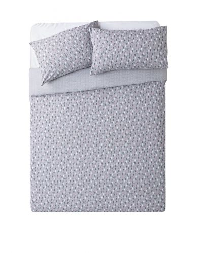 Argos Home Hearts Bedding Set - Double Best Price, Cheapest Prices