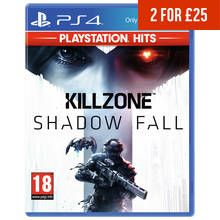 Killzone: Shadow Fall PS4 Hits Game Best Price, Cheapest Prices