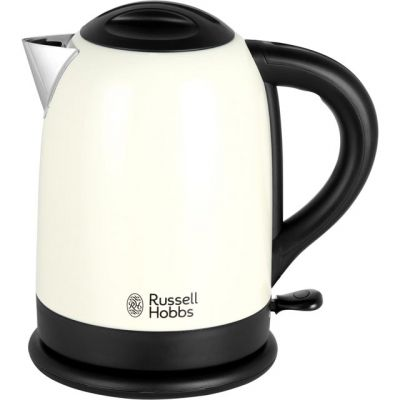 Russell Hobbs Dorchester 20094 Kettle - Cream Best Price, Cheapest Prices