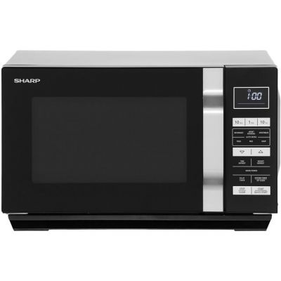 Sharp R360KM 23 Litre Microwave - Black Best Price, Cheapest Prices