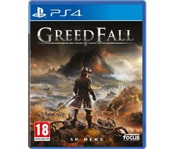 PS4 GreedFall Best Price, Cheapest Prices