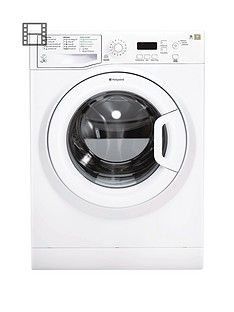 Hotpoint Aquarius WMAQF641P 1400 Spin, 6kg Load, Washing Machine - White Best Price, Cheapest Prices