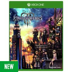 Kingdom Hearts III Xbox One Game Best Price, Cheapest Prices
