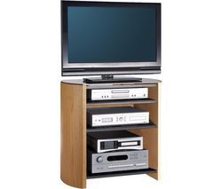 ALPHASON Finewoods HiFi Series FW750/4 750 mm TV Stand - Light Oak Best Price, Cheapest Prices