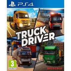 Truck Driver PS4 Pre-Order Game Best Price, Cheapest Prices