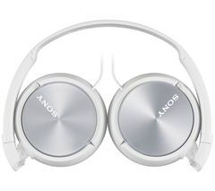 SONY MDR-ZX310APW.CE7 Headphones - White Best Price, Cheapest Prices