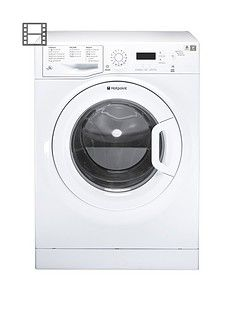 Hotpoint Extra Wmxtf742P 7Kg Load, 1400 Spin Washing Machine - White Best Price, Cheapest Prices
