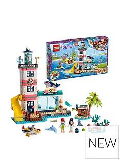 LEGO Friends 41380 Lighthouse Rescue Center Set  Best Price, Cheapest Prices