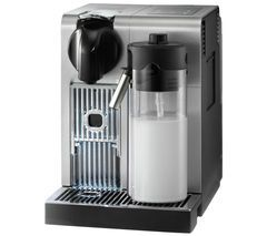 NESPRESSO by De'Longhi Lattissima Pro EN750MB Coffee Machine - Silver & Black Best Price, Cheapest Prices