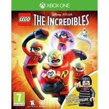 Lego The Incredibles Mini Figure Edition Xbox One Game