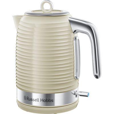 Russell Hobbs Inspire 24364 Kettle - Cream Best Price, Cheapest Prices