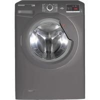 Hoover DHL14102DR3R1 Link 10kg 1400rpm Freesanding Washing Machine With One Touch - Graphite Best Price, Cheapest Prices