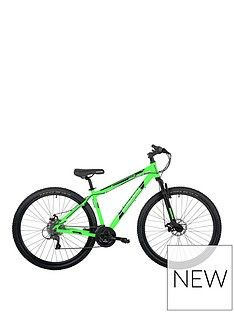 Barracuda Barracuda Draco 4 29ner 17 Inch Hardtail 24 Speed 29 Inch Green Black Disc brakes Best Price, Cheapest Prices