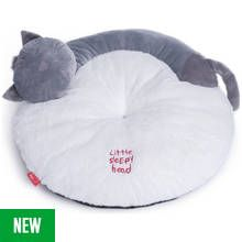 Petface Little Sleepy Head Cat Cushion Best Price, Cheapest Prices