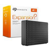4TB Seagate STEB4000200 Expansion Desktop External HDD, USB3.0 Best Price, Cheapest Prices
