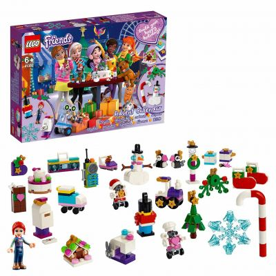 LEGO Friends Advent Calendar - 41382 Best Price, Cheapest Prices