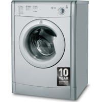 Indesit IDV75S 7kg Freestanding Vented Tumble Dryer - Silver Best Price, Cheapest Prices