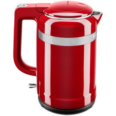 KitchenAid Design Collection 5KEK1565BER Kettle - Empire Red Best Price, Cheapest Prices