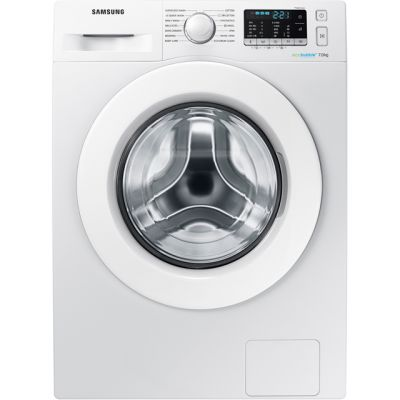 Samsung ecobubble™ WW70J5555MW 7Kg Washing Machine with 1400 rpm - White - A+++ Rated Best Price, Cheapest Prices