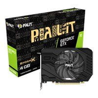 Palit GeForce GTX 1650 SUPER StormX 4GB GDDR6 VR Ready Graphics Card, 1280 Core, 1530MHz GPU, 1725MHz Boost Best Price, Cheapest Prices