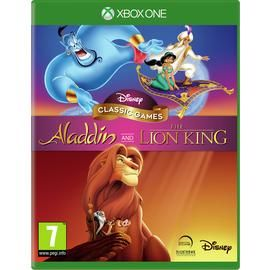 Disney's Aladdin & The Lion King Xbox One Game Best Price, Cheapest Prices
