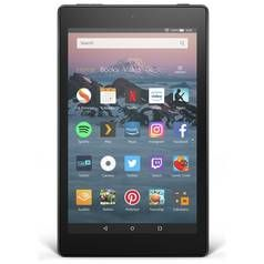 Amazon Fire HD 8 Alexa 8 Inch 16GB Tablet - Black Best Price, Cheapest Prices